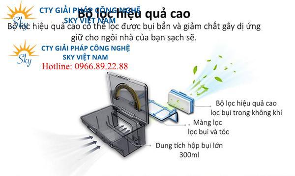 Robot hút bụi lau nhà iLife V5S Pro