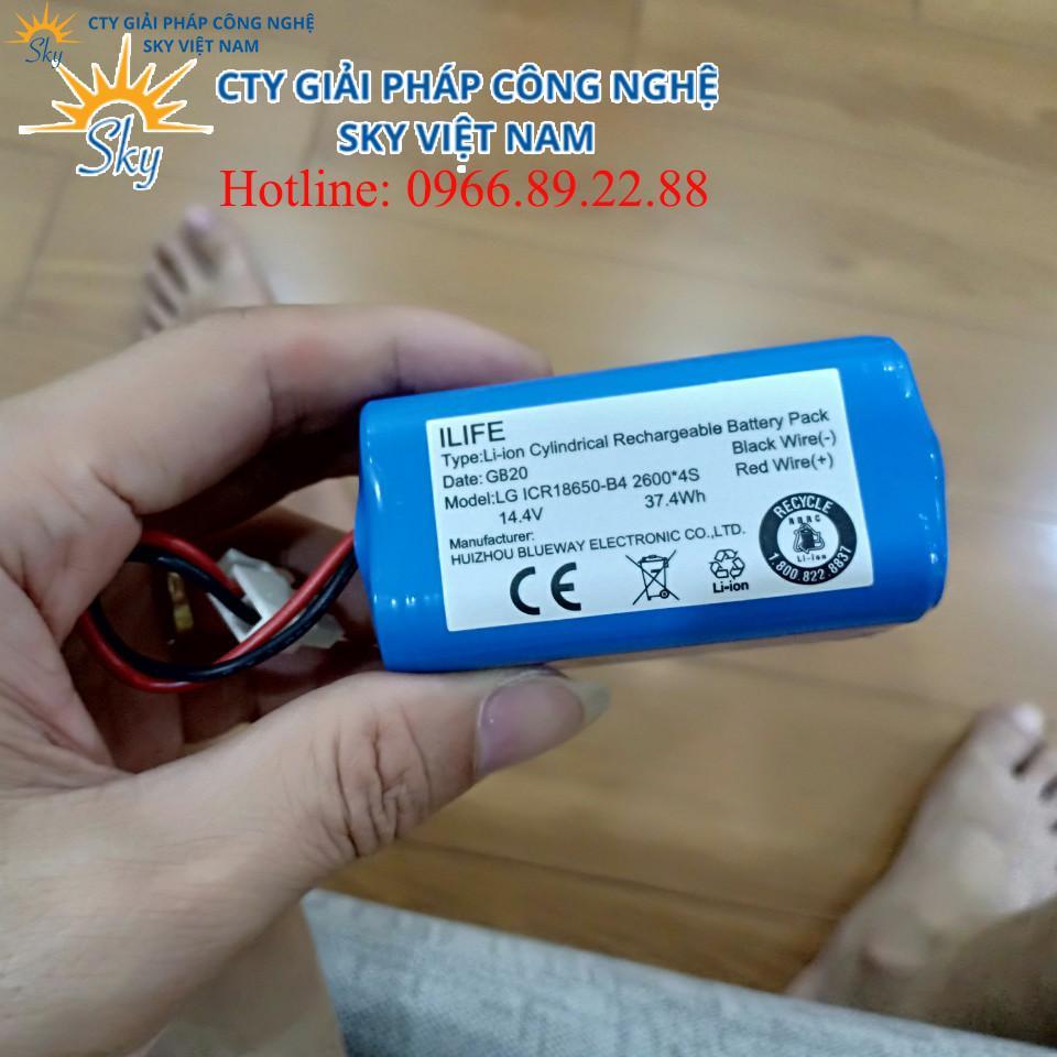 Pin cho robot Cen540