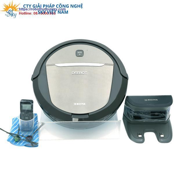 Robot-hut-bui-thong-minh-Ecovacs-DT85G