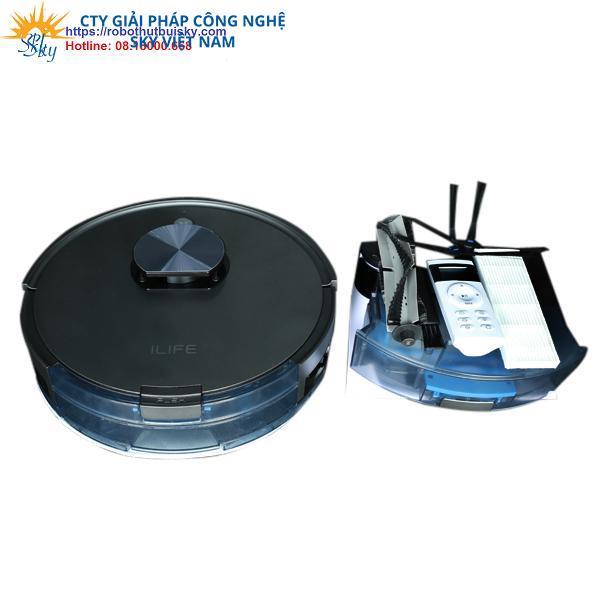Robot-lau-nha-thong-minh-Ilife-X900
