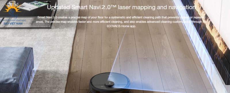 điều hướng smart navi 2.0