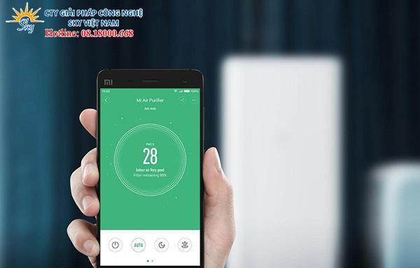 Máy lọc không khí Xiaomi Purifier Air Pro H