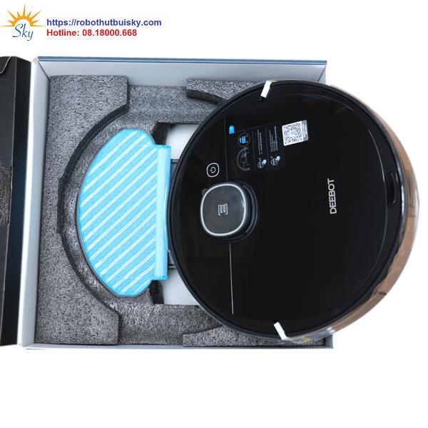Robot-hut-bui-lau-nha-Ecovacs-Deebot-X55-Ozmo-920