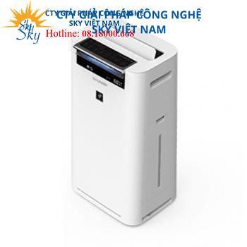 Máy tạo khí PCI, lọc khí và tạo ẩm Sharp KC-G40EV-W
