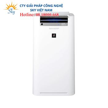 Máy tạo khí PCI, lọc khí và tạo ẩm Sharp KC-G50EV-W