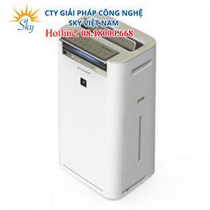 Máy tạo khí PCI, lọc khí và tạo ẩm Sharp KC-G60EV-W