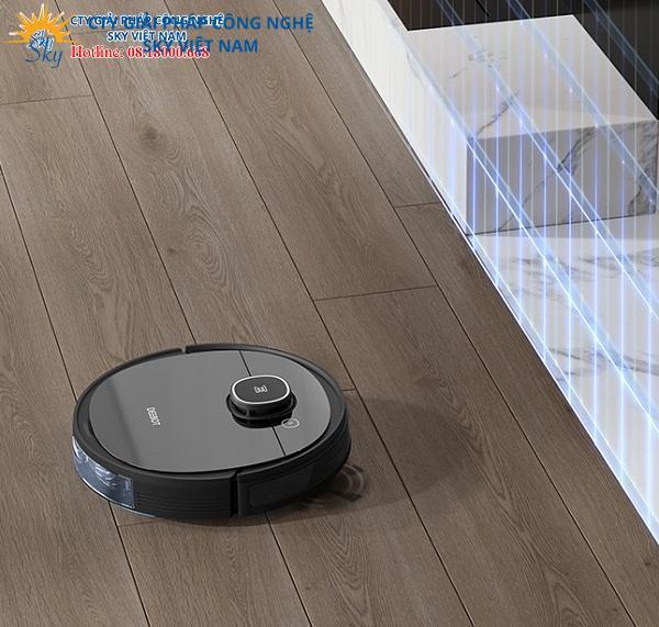 Robot hút bụi lau nhà ECOVACS DEEBOT DX55