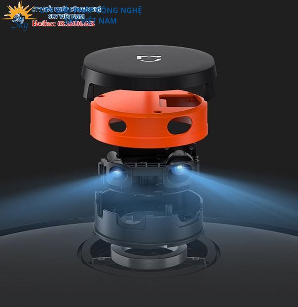 Robot hút bụi, lau nhà Xiaomi Mijia STYTJ02YM 2019 Gen 2 – Black