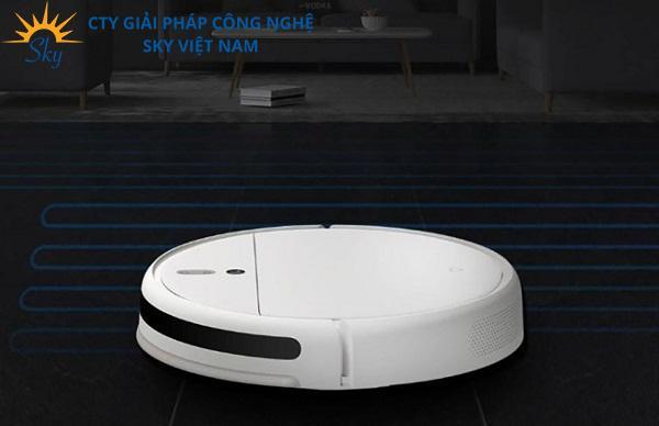 robot hút bụi lau nhà xiaomi