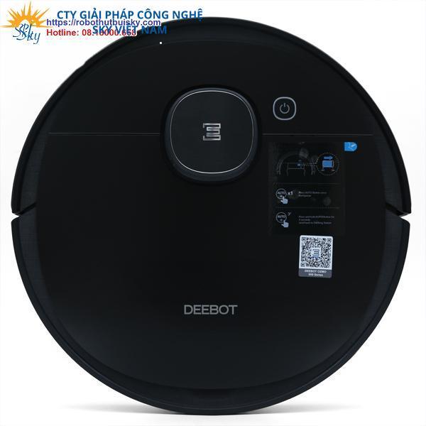 Robot-hut-bui-lau-nha- Deebot-Ozmo- 950