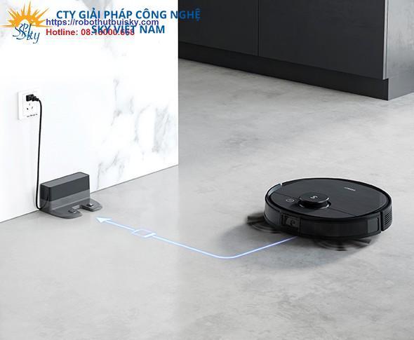 Robot-lau-nha-thong-minh-ecovacs-Deebot-T8-AIVI