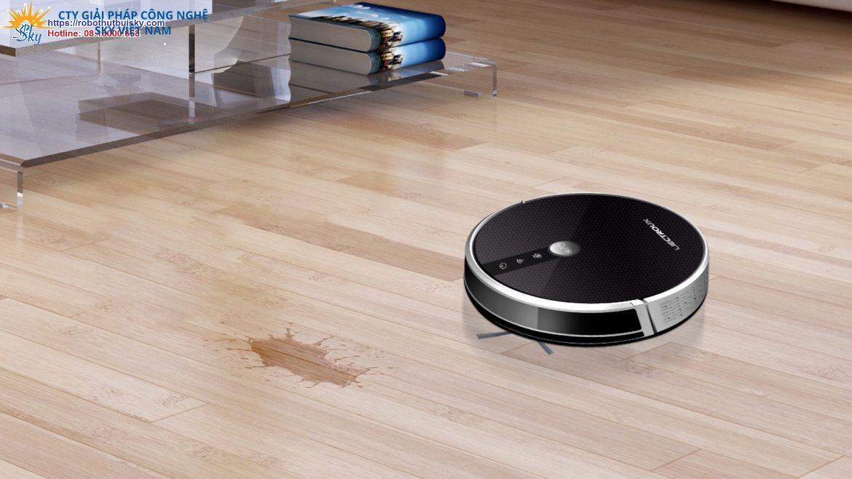 Robot-hut-bui