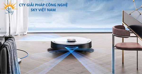 Robothutbuisky cam kết Deebot T8 Max chính hãng nhập khẩu 100%