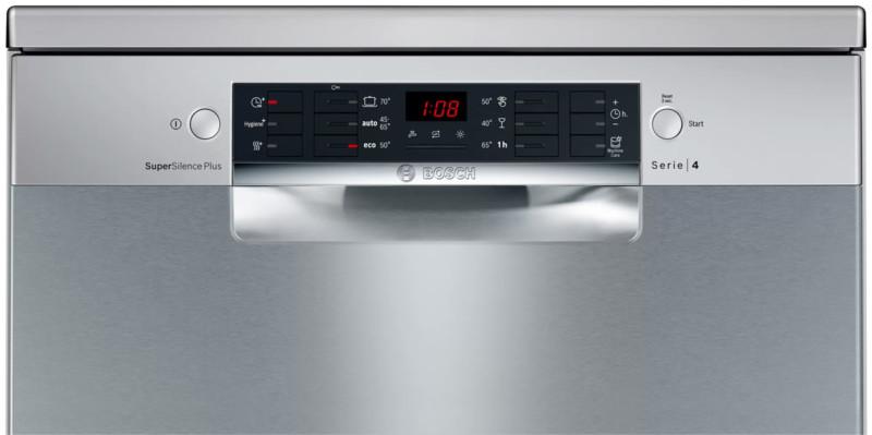 Chi tiết bảng điều khiển máy rửa bát