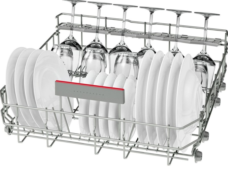 Máy rửa bát rửa ly thủy tinh ở nhiệt độ 40 độ C