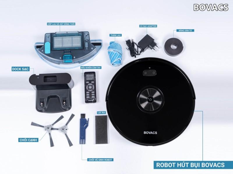 phụ kiện của BOVACS S6