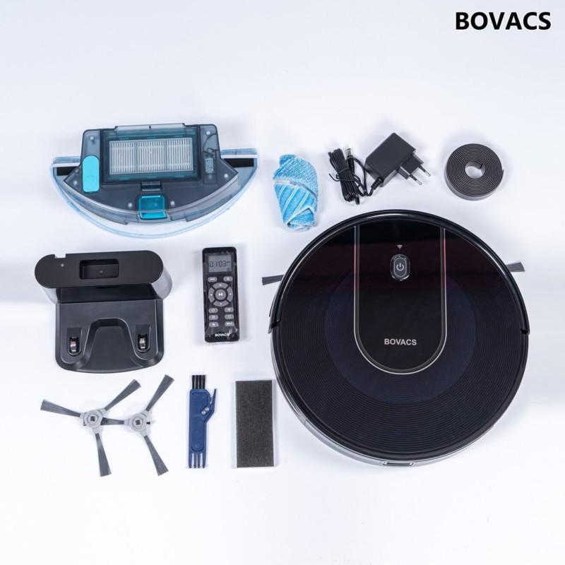 Phụ kiện đầy đủ của BOVACS S6 PRO