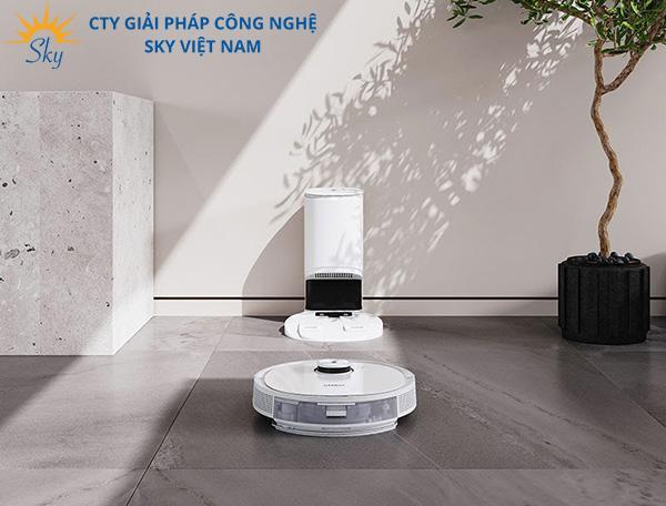 Robot hút bụi T9 AIVI với những cải tiến hiện đại