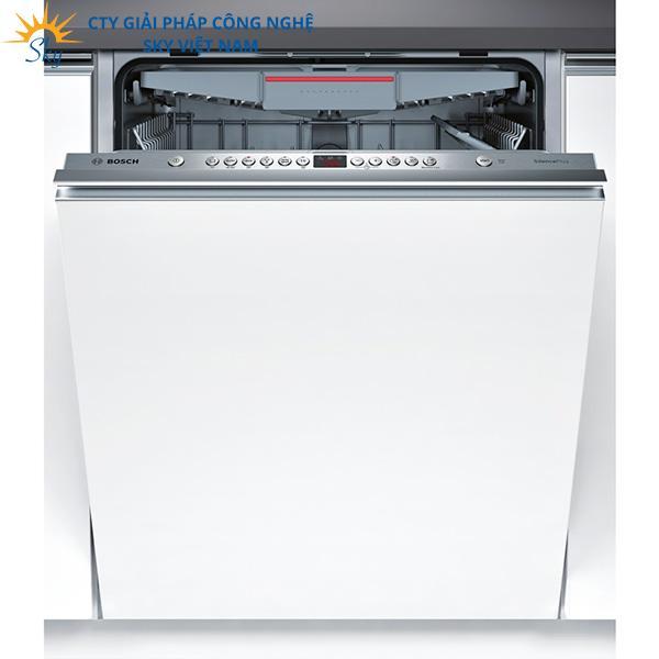 Máy rửa bát âm tủ toàn phần