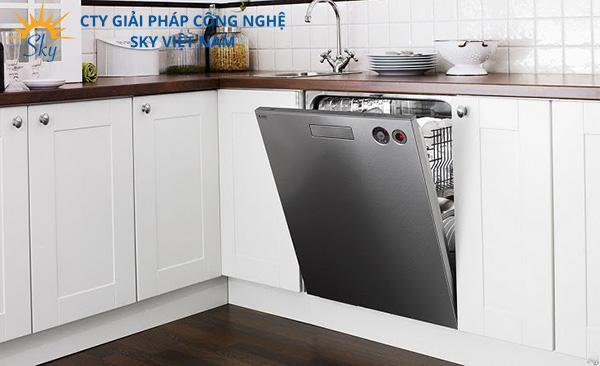 Máy rửa bát âm tủ là gì?