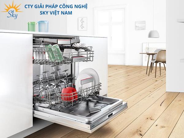 Đơn vị có báo giá máy rửa bát, rửa chén Bosch rõ ràng, minh bạch
