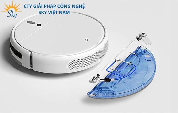 Robot hút bụi và lau nhà Xiaomi phù hợp cho cuộc sống hiện đại