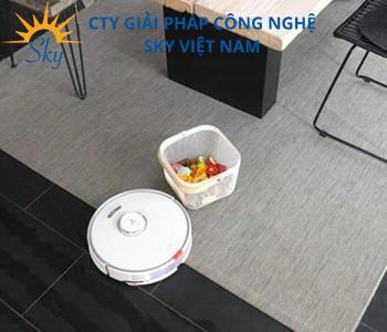 Robot hút bụi lau nhà hãng nào tốt nhất cho gia đình?